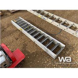 ALUMINUM ATV FOLD UP RAMPS