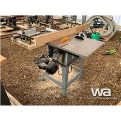 10  DELTA TABLE SAW