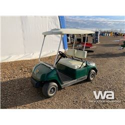 2003 YAMAHA G22E ELECTRIC GOLF CART