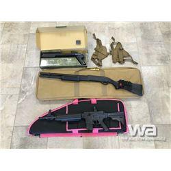 AIR SOFT SHOT GUN, CROSSMAN BB GUN, & SPEED LOADER