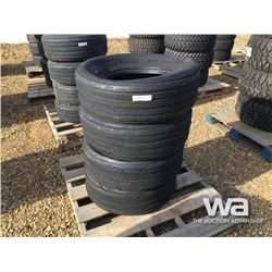 (UNUSED) (4) GRIZZLY IMPLEMENT 11L-15 TIRES