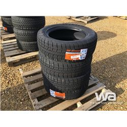 (UNUSED) (4) JOYROAD WINTER 205/60R16 TIRES