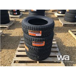 (UNUSED) (4) JOYROAD WINTER 215/60R16 TIRES