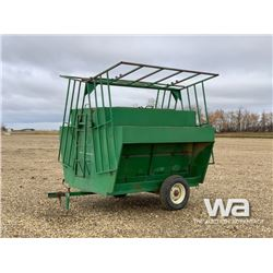 REAL INDUSTRIES 250 BUSHEL SELF-FEEDER