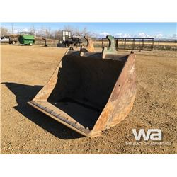WBM 250 SERIES 66  CLEAN OUT BUCKET