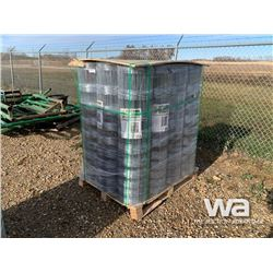(12) ROLLS OF 4 X 330 FT. WIRE MESH