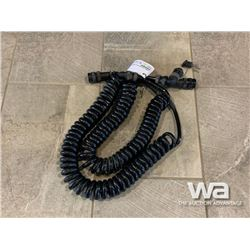 (2) TRIMBLE 0793-3350 CABLE-COILED