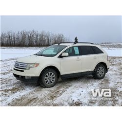 2008 FORD EDGE LIMITED 4-DOOR SUV