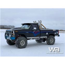 1980 FORD F150 CUSTOM RANGER PICKUP