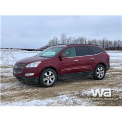 2009 CHEVROLET TRAVERSE 4-DOOR SUV
