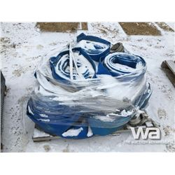 """PALLET OF 4"""" WATER HOSE"""