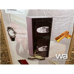 2 TIER SAFE C/W: ELECTRIC PASSCODE