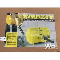 10 GALLON BEAD BLASTER
