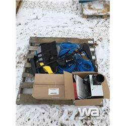 WATER TREATMENT SYSTEM, AIR HOSE, TROLLING MOTOR