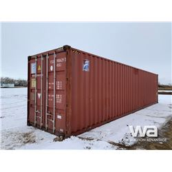 2003 8 X 40 FT. SHIPPING CONTAINER