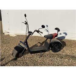 (UNUSED) FAT TIRE ELECTRIC SCOOTER