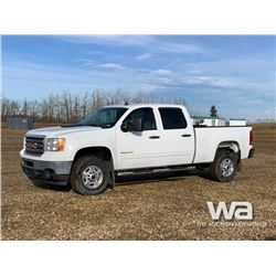 2013 GMC 2500HD CREW CAB PICKUP