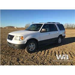 2006 FORD EXPEDITION 4-DOOR SUV