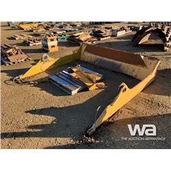 TAILGATE FOR VOLVO A30F ROCK TRUCK