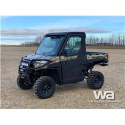 2018 POLARIS RANGER 1000XP SIDE BY SIDE