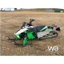 2012 ARCTIC CAT 1100 HCR TURBO SNOWMOBILE