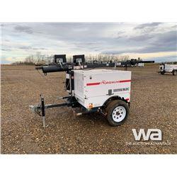 2012 MAGNUM MLT5080 8KW LIGHT TOWER