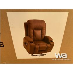 POWER LIFT RECLINER MASSAGE CHAIR
