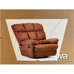 BROWN 11 IN 1 MASSAGE CHAIR