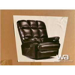 BLACK 11 IN 1 MASSAGE CHAIR