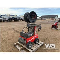 HOTSY HB4025R 2500 PSI ELECTRIC PRESSURE WASHER