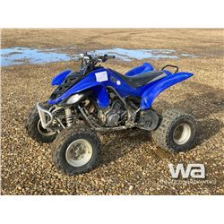 2005 YAMAHA RAPTOR 660 ATV