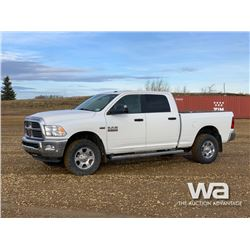 2017 DODGE RAM 2500HD CREW CAB PICKUP