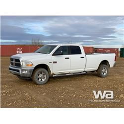 2012 DODGE RAM 2500HD CREW CAB PICKUP