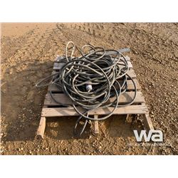 WASH HOSE, ELECTRICAL CABLE