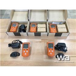 (5) MULTI GAS CLIP MONITORS