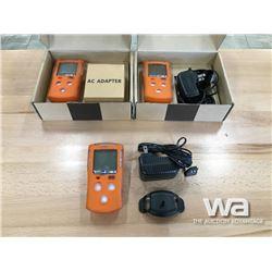 (3) MULTI GAS CLIP MONITORS
