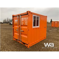 2020 TMG 8 FT. SHIPPING CONTAINER