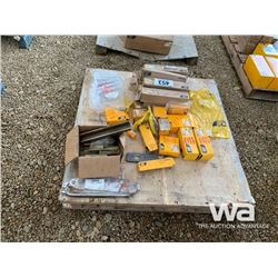 CAT 140M & 160M GRADER, SHIMS & SHEAR PINS