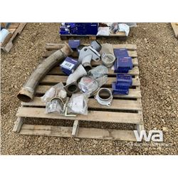 VOLVO A30 EXHAUST PARTS