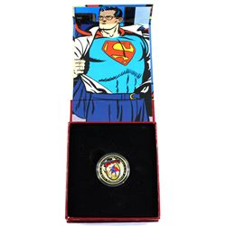 2013 Canada $75 Superman - The Early Years 14K Gold Coin (Missing outer sleeve & COA).