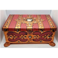 Frike & Nacke Tin Box Made in Western-Germany