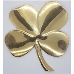 Paperweight Gerity Four Leaf Clover