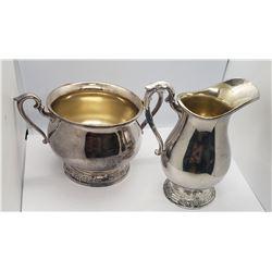 Vtg International Silver Co. Camille