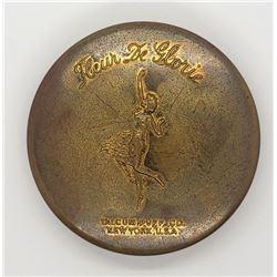Semi-nude RISQUE Art Deco FLEUR DE GLOIRE