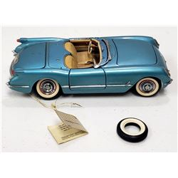Franklin Mint 1955 Corvette