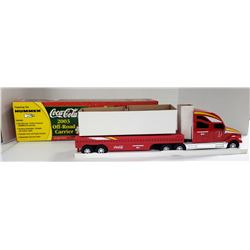 2003 Coca Cola Off-Road Carrier Friction Powered H