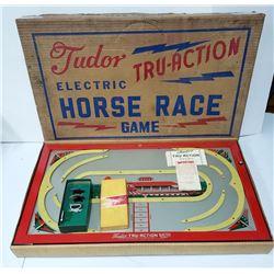 Vintage 1940s Tudor Tru-Actions Electrice Horse