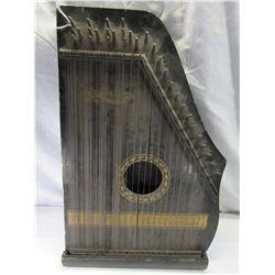 Antique Menzenhauer's Guitar-Zinther - Stringed