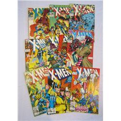1992 & 1993 MARVEL X-MEN COMIC LOT