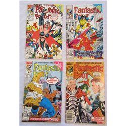 4-FANTASTIC FOUR MARVEL COMICS 1984 #273 FINE,